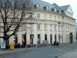 Ehemaliges Postamt Siegen